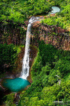 Photo by Jeff Stamer / Kauai's Kahili Falls